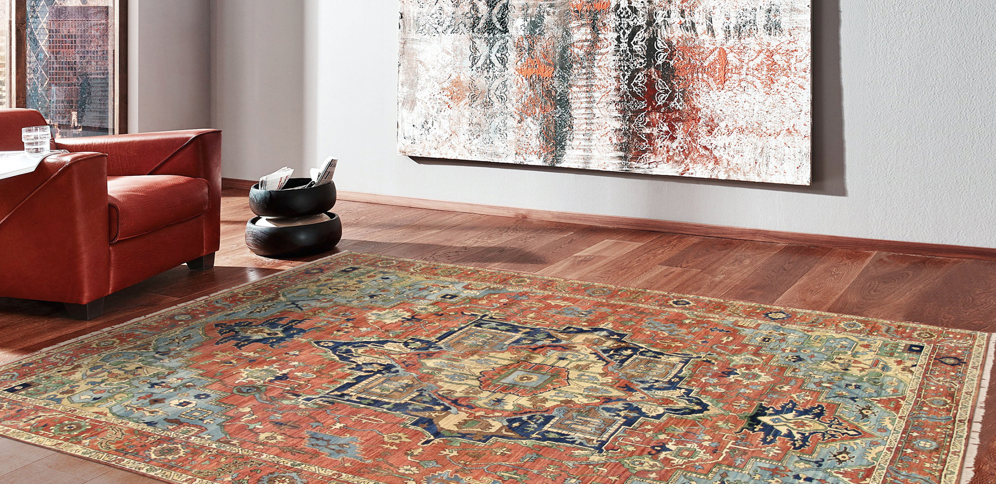 Traditional Rug Cleaning And Repair