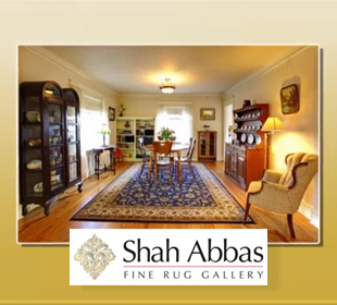 Shah Abbas Fine Rug Video